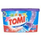 Tomi Color Caps mosókapszula színes ruhákhoz 15 mosás