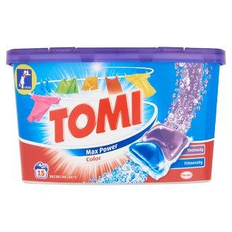 Tomi Max Power Color előre adagolt mosószer koncentrátum 15 mosás 300 g