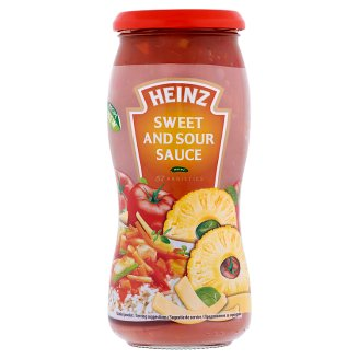 Heinz Sweet and Sour Sauce 500 g