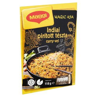 Maggi Magic Asia Indian Roasted Pasta with Curry 118 g