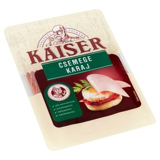 Kaiser Smoked-Cooked, Sliced Pork Loin Slices 100 g