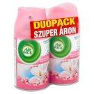 Air Wick Freshmatic Magnólia és Cseresznyevirág automata légfrissítő spray utántöltő 2 x 250 ml