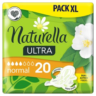 Naturella Sanitary Towels Ultra Normal Green Tea Magic 20 Pads