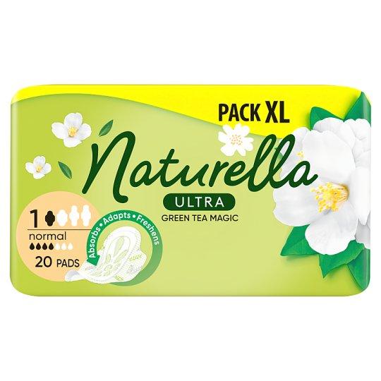 Naturella Sanitary Towels Ultra Normal Green Tea Magic 20 Pads