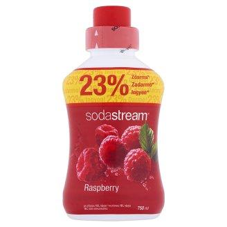 Sodastream málna szörp cukorral és édesítőszerrel 750 ml