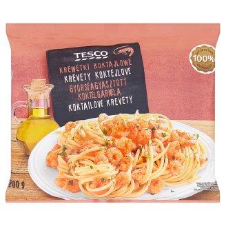 Tesco Quick-Frozen Shrimp 200 g