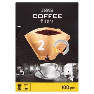 Tesco 2-es méretű kávéfilter 100 db