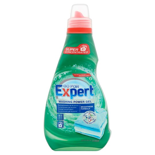 Go for Expert Universal Washing Power Gel 21 Washes 750 ml