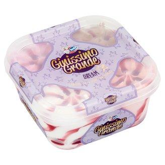 Ledo Ginissimo Grande Chocolate-Strawberry-Forest Fruit-Lemon Flavoured Ice Cream 870 g