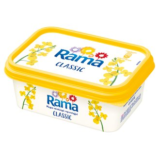 Rama Classic Reduced Fat Content Margarine 250 g