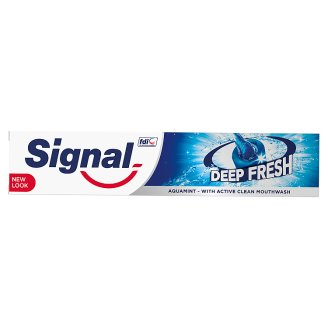 Signal Deep Fresh Aquamint Toothpaste 75 ml