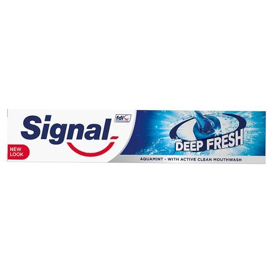 Signal Deep Fresh aquamint fogkrém 75 ml