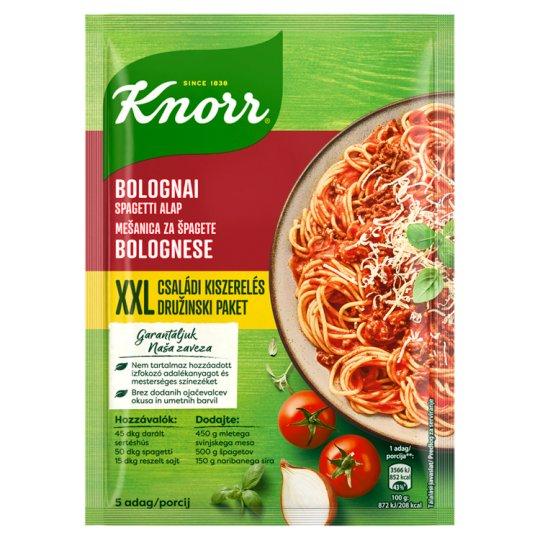 Knorr Fix XXL bolognai spagetti alap 89 g
