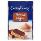 Sweet Family Brown Sugar 500 g