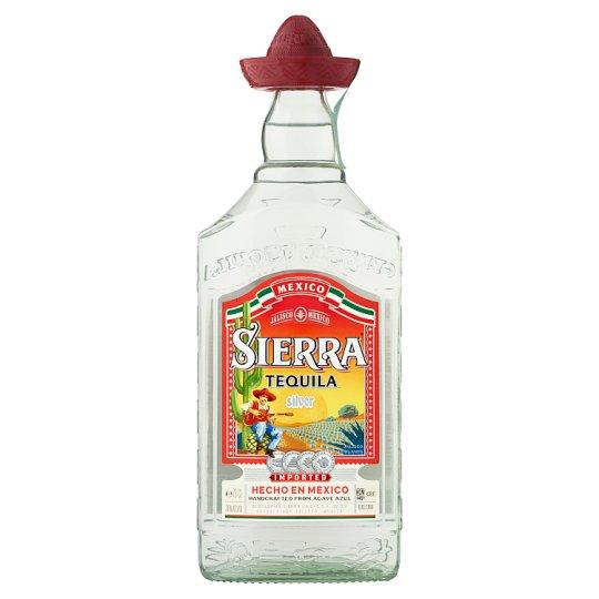 Sierra Silver Tequila 38% 0,7 l