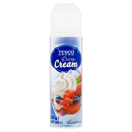 Tesco UHT Dairy Cream 41 ml