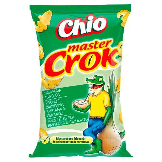 Chio Master Crok Onion and Sour Cream Flavoured Corn Snack 40 g