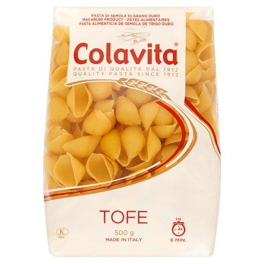 Colavita Tofe apró durum száraztészta 500 g
