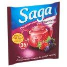 Saga Forest Fruit Flavoured Fruit Tea 35 Tea Bags