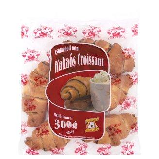 Kemencés Kedvencek mini kakaós croissant 6 db 300 g