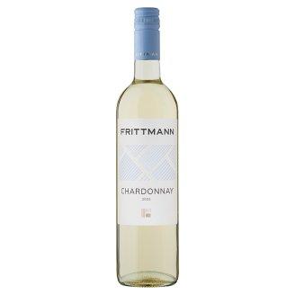 Frittmann Kunsági Chardonnay száraz fehérbor 11,5% 750 ml