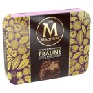 Magnum Multipack Hazelnut-Belgian Chocolate Ice Cream 4 x 90 ml
