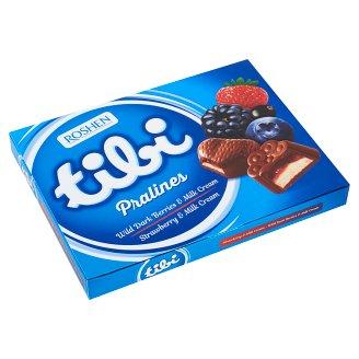 Tibi Pralines tejcsokoládés vegyes desszert 122 g