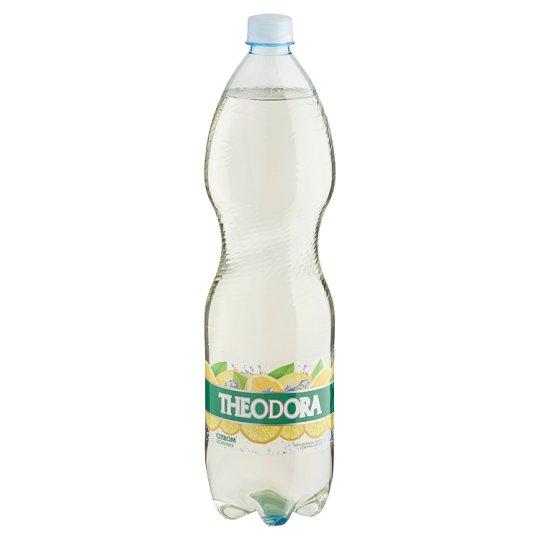 Theodora Carbonated Lemon Flavoured Drink 1,5 l
