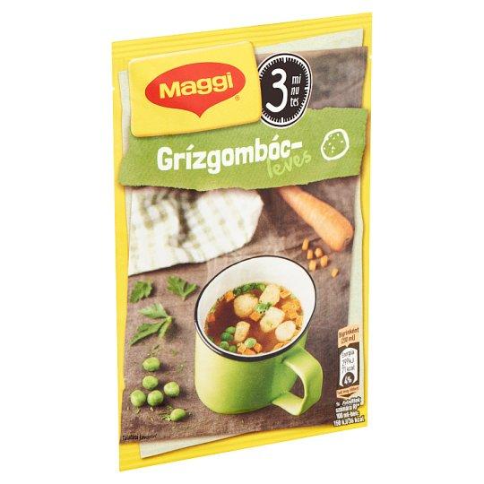 Maggi Forró Bögre Grízgombócleves 17 g