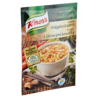 Knorr Tradicionális Rich Liver Dumpling Soup 44 g