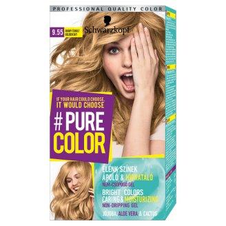 Schwarzkopf #Pure Color tartós hajfesték 9.55 Arany égbolt