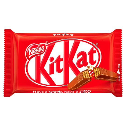KitKat Crispy Wafer with Milk Chocolate 41,5 g