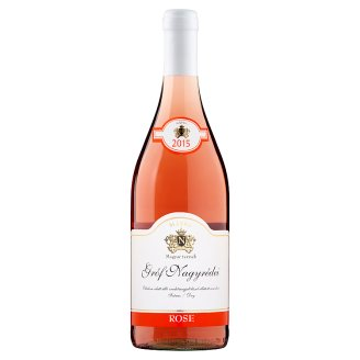Gróf Nagyrédei Rose Dry Rose Wine 12% 0,75 l