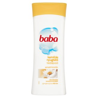 Baba Soothing Body Lotion with Chamomile 400 ml