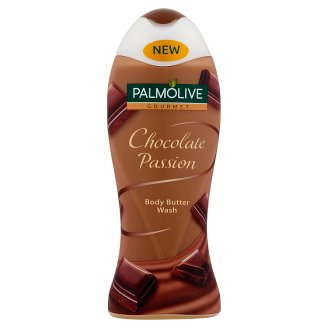 Palmolive Gourmet Chocolate Passion Body Butter Wash 500 ml