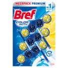 Bref Color Aktiv Lemon WC-frissítő 3 x 50 g