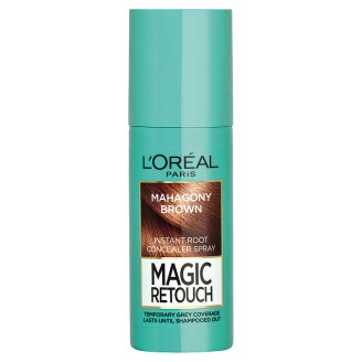 L'Oréal Paris Magic Retouch Mahagóni azonnali hajtőszínező spray 75 ml