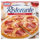 Dr. Oetker Ristorante Pizza Salame Quick-Frozen Pizza with Salami and Cheese 320 g