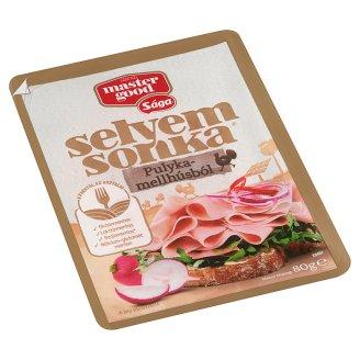 Sága Royal Sliced Ham 80 g