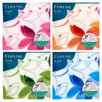 Forest Szofi Patterned Napkins 1 Ply 33 x 33 cm 45 pcs