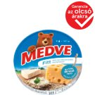 Medve Light Semi-Fat Processed Cheese Spread 8 pcs 140 g
