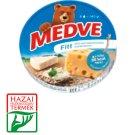Medve Light kenhető, félzsíros, ömlesztett sajt 8 db 140 g