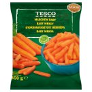 Tesco Quick-Frozen Baby Carrots 450 g