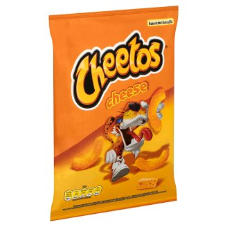 Cheetos Cheese Flavoured Corn Snack 43 g