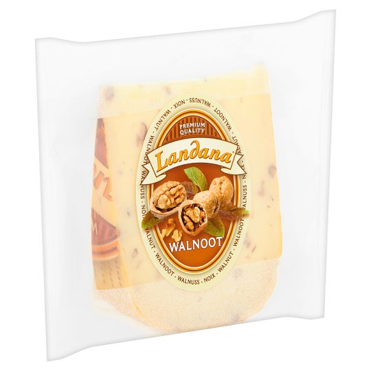 Landana diós gouda sajt 200 g
