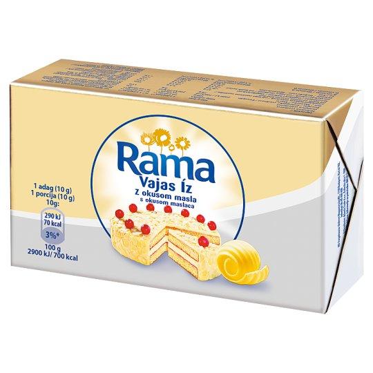 Rama Vajas Íz sütőmargarin 250 g