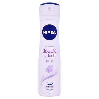 NIVEA Double Effect Violet Senses Anti-Perspirant Deo Spray 150 ml