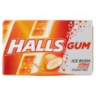 Halls Sugar Free Citrus Flavoured Gums 18 g