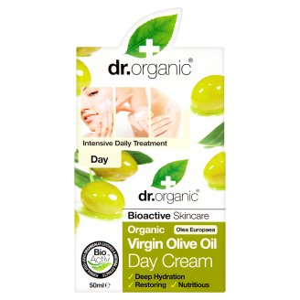 Dr. Organic Bioactive Skincare Day Cream with Organic Virgin Olive Oil 50 ml