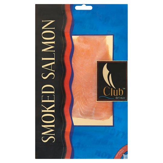 Club Del Mar Norwegian Smoked Salmon Slices 100 g